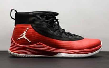 Pánské basketbalové boty Jordan ULTRA FLY 2 | 897998-601 | Červená, Černá | 44