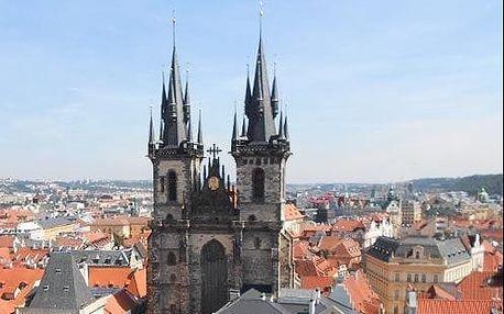 Pobyt v Praze přímo u výstaviště a Tipsport arény ve 3* hotelu