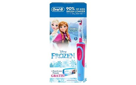 Oral-B Vitality Frozen + penál