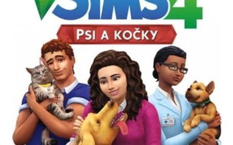 Hra EA The Sims 4 - Psi a Kočky (5030938116875)