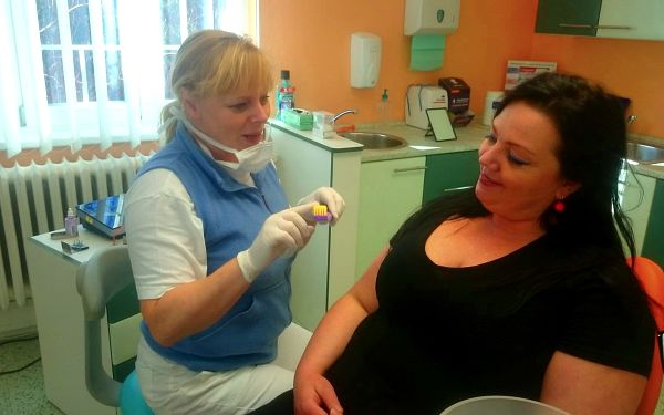 Ordinace dentální hygieny Bc. Adriana Adamovská