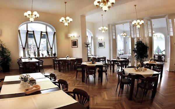 Pivní lázně Oderberg + Hotel Pod Zeleným dubem