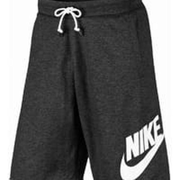 Pánské kraťasy Nike M NSW SHORT FT GX 1 | 836277-032 | Šedá, Černá | M