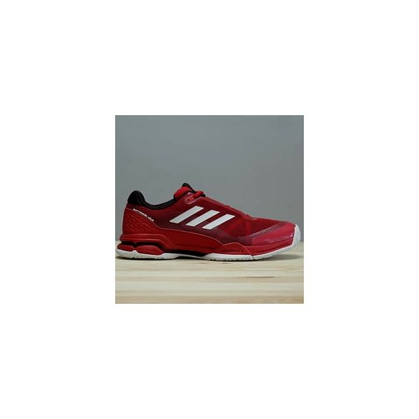 Adidas barricade club oc | BY1641 | Červená | 42