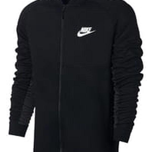 Pánská bunda Nike M NSW AV15 JKT FLC | 861736-010 | Černá | M