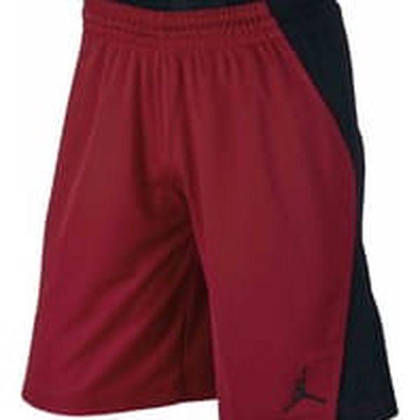 Pánské kraťasy Jordan M J BSK FLGHT SHORT | 861496-687 | Červená, Černá | L