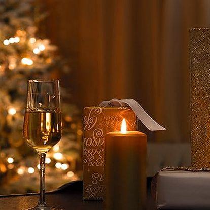 4denní vánoční či silvestrovský pobyt pro 1 s wellness v penzionu Eland u Vysokých Tater