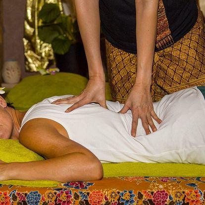 Thajská masáž od certifikovaných masérek