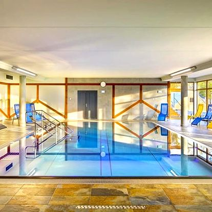 Hotel Resort Relax****, 4* pohoda s wellness a spoustou aktivit na břehu Lipna