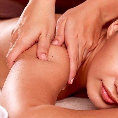 Celotělová královská masáž - 70 minut