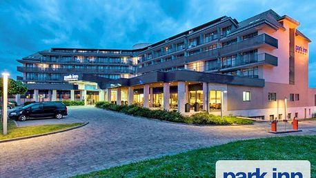 Maďarské lázně Sárvár v luxusním Hotelu Park Inn**** s neomezeným vstupem do termálů