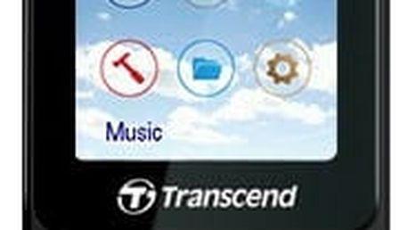Transcend MP710 8 GB, černá