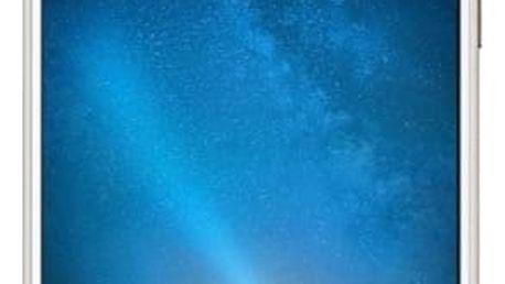 Mobilní telefon Huawei Mate 10 lite Dual SIM (SP-MATE10LDSGOM) zlatý Fitness náramek Huawei Band 2 Pro černý v hodnotě 1 999 Kč + DOPRAVA ZDARMA