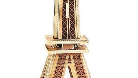 VOG Educa 3D puzzle dřevěné Mini Monument Eiffelovka
