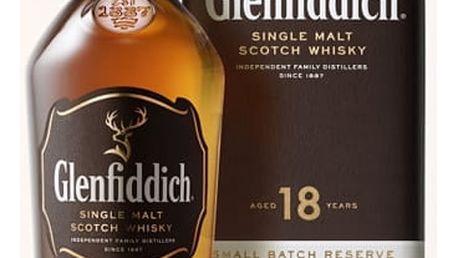 Whisky Glenfiddich 18YO 0,7l 40%