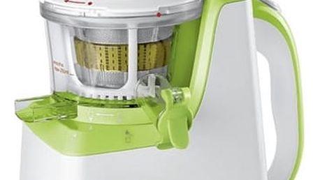 Odšťavňovač Concept LO-7045 bílý/zelený