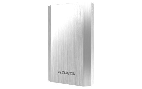 ADATA Power Bank A-Data A10050 10050 mAh - stříbrná
