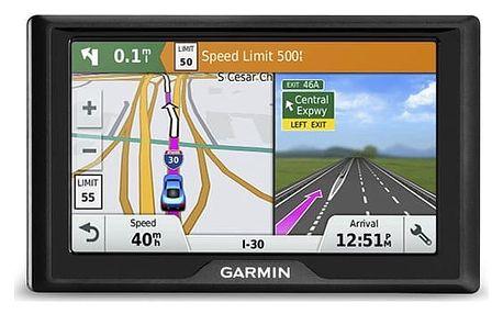 Navigační systém GPS Garmin Drive 40 Lifetime Czech černá