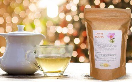 Dočista přírodní očista: Bylinný čaj Cistus Incanus
