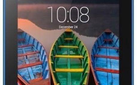 Lenovo TAB 3 7 Essential 16 GB 7, 16 GB, WF, BT, GPS, Android 5.0 - černý