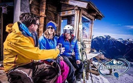 Rakouské Alpy s polopenzí, děti zdarma