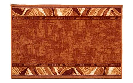 Vopi Kobercový běhoun Corrido terakota, 67 x 200 cm