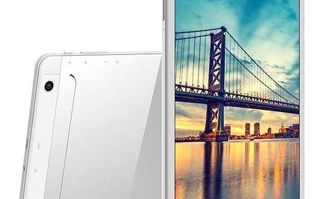 Dotykový tablet iGET SMART G101 (84000206) stříbrný/bílý + DOPRAVA ZDARMA