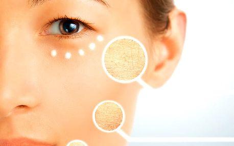Luxusní kosmetická ošetření obličeje a dekoltu dle typu pleti. Délka ošetření cca 60 minut.