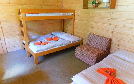 Beskydy, Horní Bečva: 3-8 dní pro dva + polopenze, sauna, kulečník