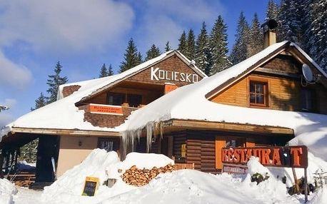 Nízké Tatry: zimní dovolená v horské chatě