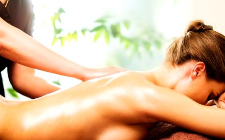 Relaxační či ozdravná masáž v délce 60 minut