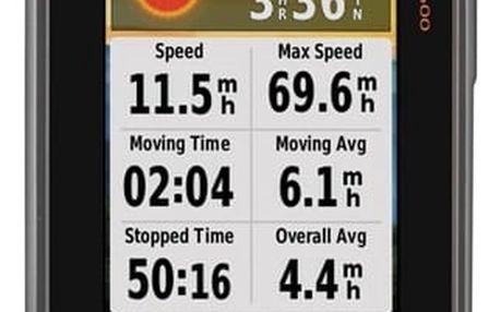 Navigační systém GPS Garmin Oregon 600 PRO (010-01066-90) černá/šedá + DOPRAVA ZDARMA