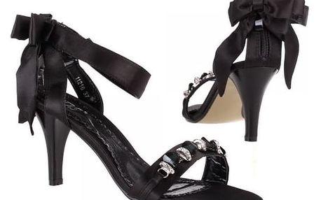 Dámská elegantní obuv na podpatku, vel. 38-41