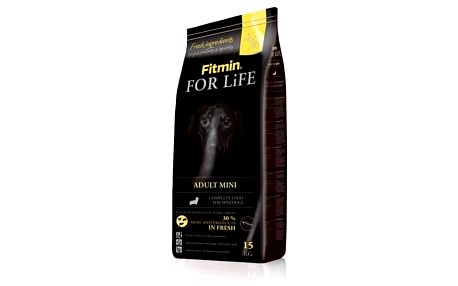 FITMIN dog For Life Mini - 15 kg