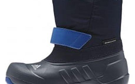 Dětské zimní boty adidas CH WINTERFUN BOY K | M22751 | Modrá | 32