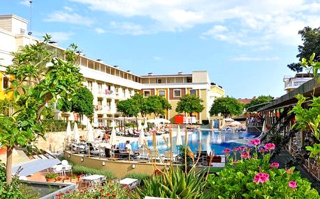 Hotel Tu Casa Gelidonya, Turecká riviéra, Turecko, letecky, all inclusive