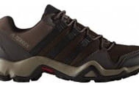 Pánská treková obuv adidas TERREX AX2R | BB1981 | Černá, Hnědá | 41