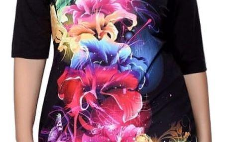 Šaty v plus size velikostech - 3 varianty