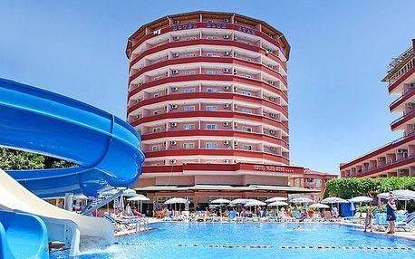 Hotel Blue Star, Turecká riviéra, Turecko, letecky, all inclusive