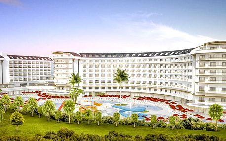 Hotel Calido Maris Beach Resort, Turecká riviéra, Turecko, letecky, all inclusive