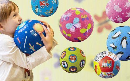 Veselé a barevné míče pro nejmenší