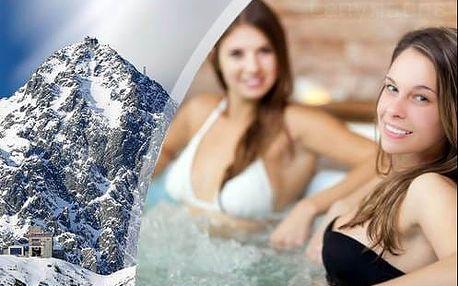 Vysoké Tatry - pobyt ve 3* hotelu s neomezeným wellnessem - v zimě, na jaro i v létě