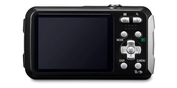 Digitální fotoaparát Panasonic Lumix DMC-FT30EP-K černý3
