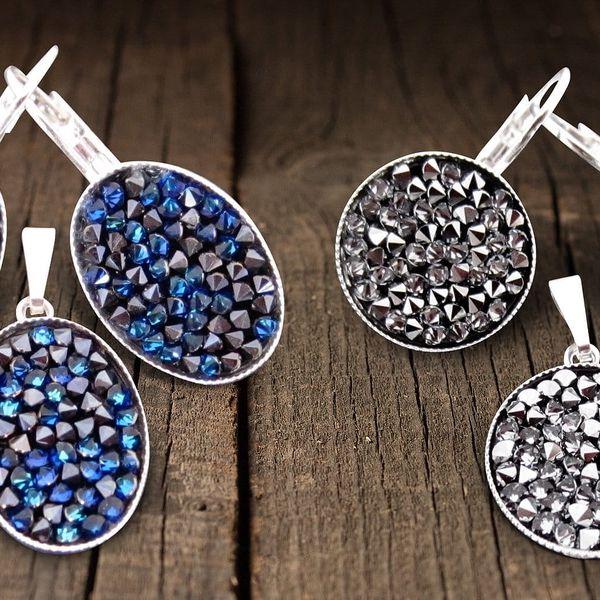 Dámské šperky s krystaly Swarovski Elements