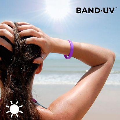 Náramek s Ukazatelem UVA Záření Band·UV