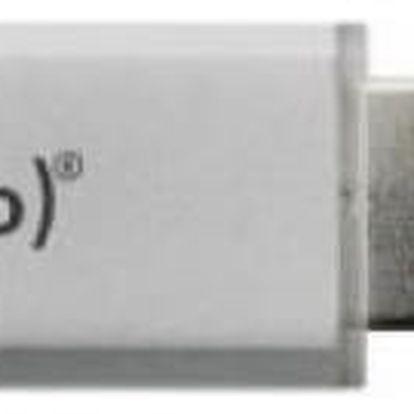 USB flash disk INTENSO 3531491 USB 3.0 128 GB Bílý