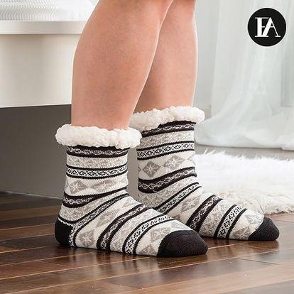 Ponožky s ABS Potisk Fashinalizer