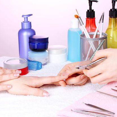 Gelové nehty včetně zdobení nebo doplnění 2+1 zdarma