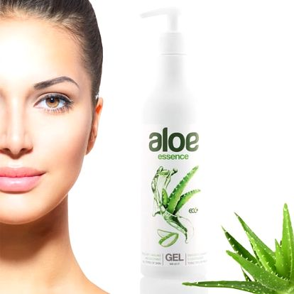 100% Aloe Vera Gel