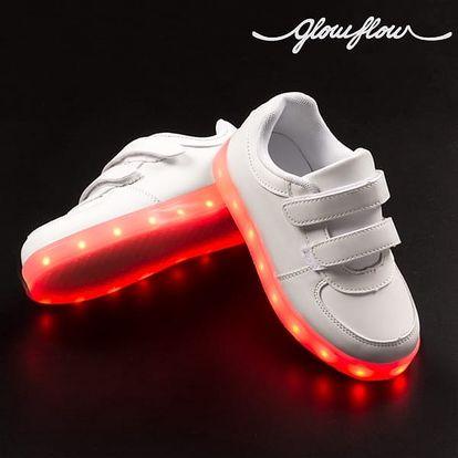 Dětské LED Tenisky GlowFlow Kids